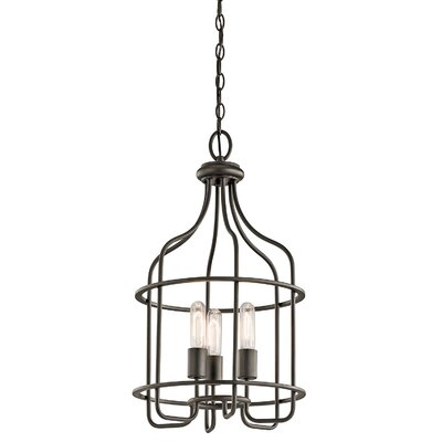 Galini 3-Light Foyer Pendant