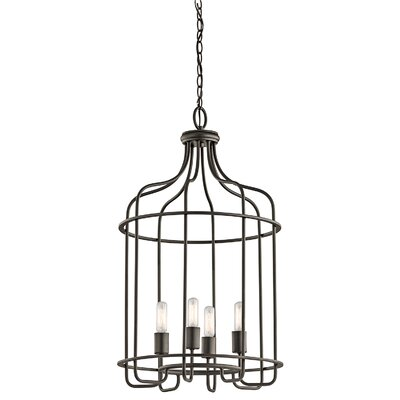 Galinoporni 4-Light Foyer Pendant