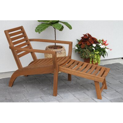 Stratford Danish Lounger Chair