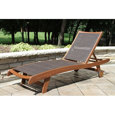 Gouldsboro Chaise Lounge Set
