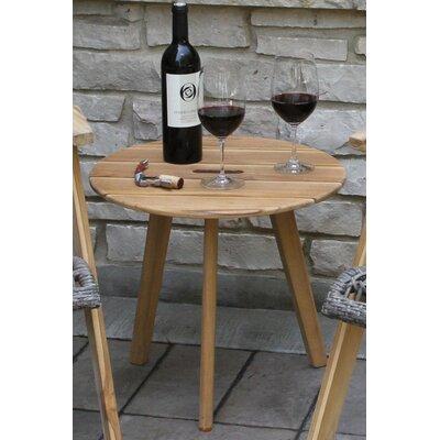 Marva 5 Piece Teak and Wicker Basket Chaise Lounge Set