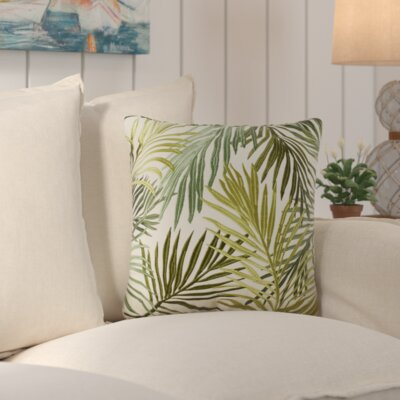 Tate Cotton Throw Pillow