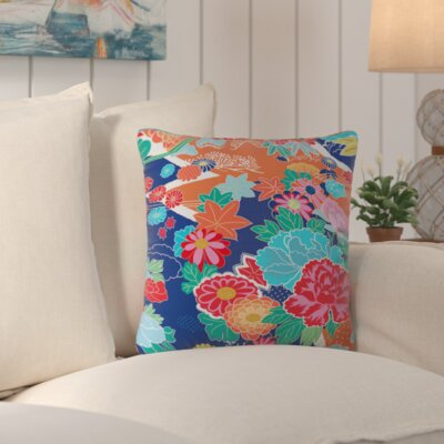 Tilda Indoor/Outdoor Throw Pillow Size: Large