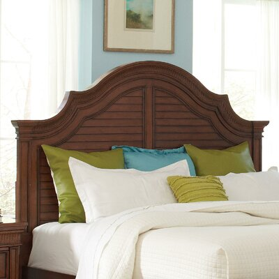 Leander Panel Headboard Size: King/California King