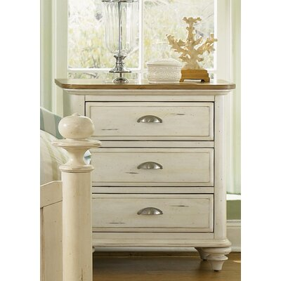 Bridgeview 3 Drawer Bachelors Chest