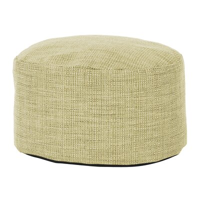 Rollinsford Foot Pouf Ottoman Color: Peridot