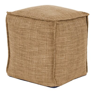 Piermont Pouf Color: Topaz