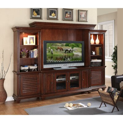Leander Entertainment Center