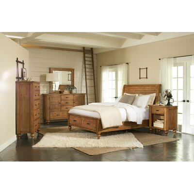 Cayo Panel Customizable Bedroom Set