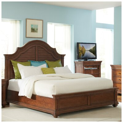 Leander Panel Configurable Bedroom Set