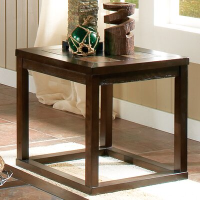 Whiteweed End Table
