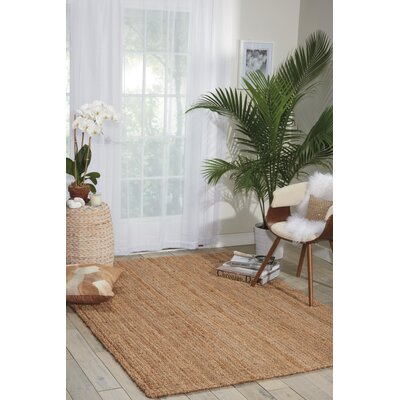 Tobago Handmade Brown Area Rug