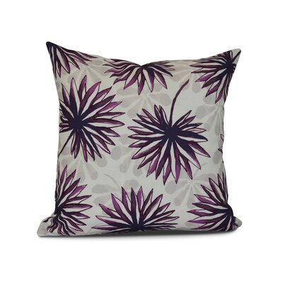 Costigan Spike and Stamp Outdoor Throw Pillow Size: 18