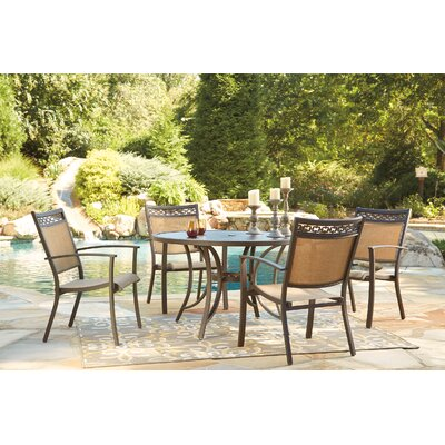 Colville 5 Piece Round Dining Set