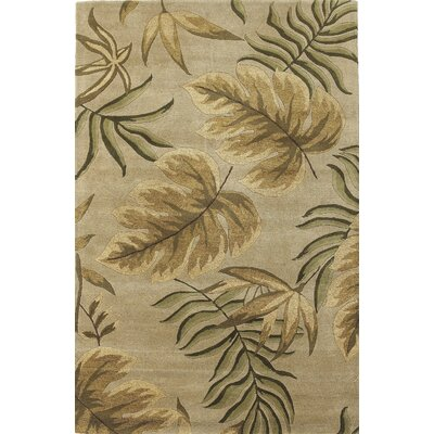 South Sand Fauna Area Rug Rug Size: 5 x 8