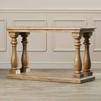 Pineland Console Table