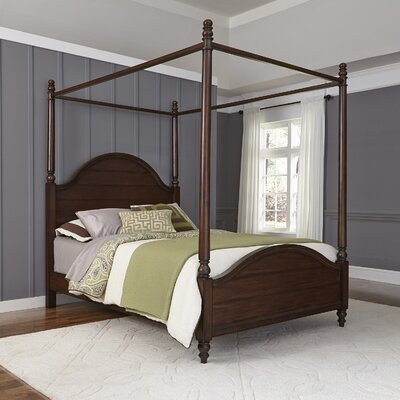 Pablo Canopy Bed Size: Queen