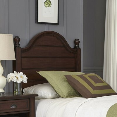 Pablo Wood Panel Headboard Size: Twin