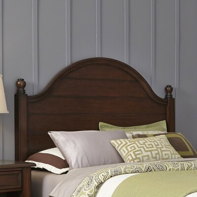 Pablo Wood Panel Headboard Size: King
