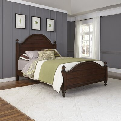 Canouan Platform Bed Size: Queen