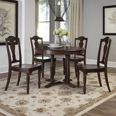 Pablo 5 Piece Dining Set