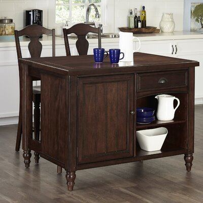 Canouan Kitchen Island Set