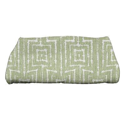 Bath Towel Color: Green