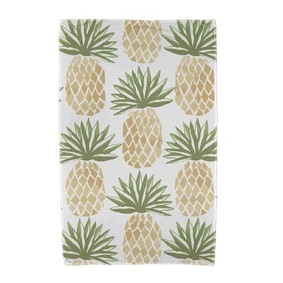 Beach Towel Color: Green