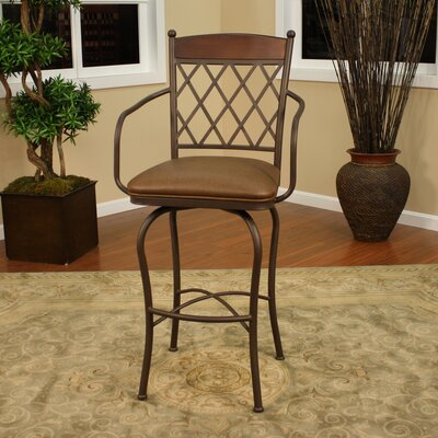 Anguila 24 Swivel Bar Stool