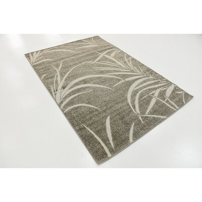 Stylli Brown Indoor/Outdoor Area Rug Rug Size: 4 x 6
