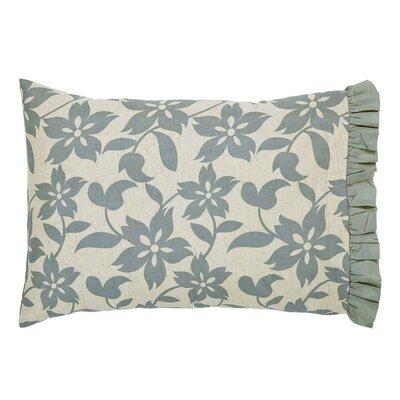 Groveland Pillow Pillow casease Color: Sage