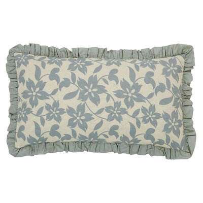 Groveland Sham Size: Luxury, Color: Sage
