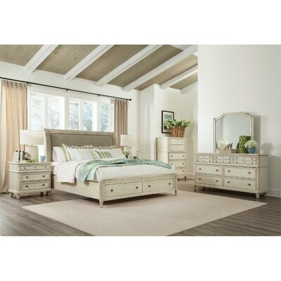 Waverley Storage Platform Configurable Bedroom Set