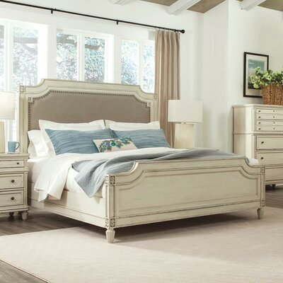 Hutchison Carved Customizable Bedroom Set