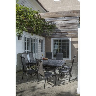 Mullein 9 Piece Dining Set