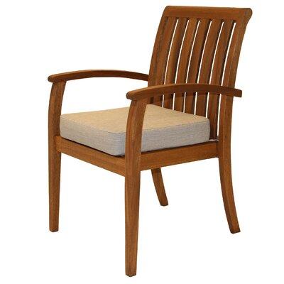 Tovar Arm Chair with Olefin Cushion, 4pk.