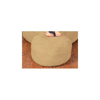 Breton Bean Bag Chair Upholstery: Micro Suede - Camel