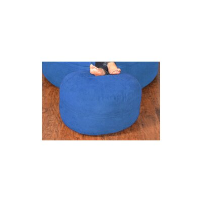 Breton Bean Bag Chair Upholstery: Micro Suede - Royal Blue