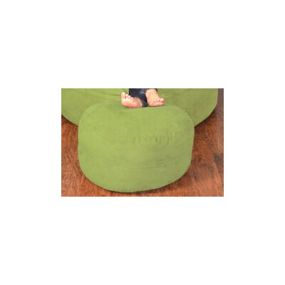 Breton Bean Bag Chair Upholstery: Micro Suede - Lime