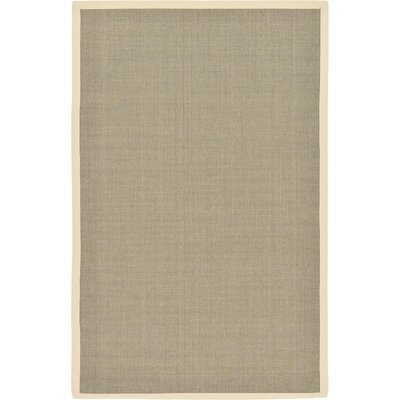 Westminster Taupe Outdoor Area Rug Rug Size: 5 x 8