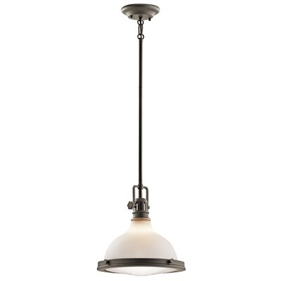 Dov 1-Light Pendant Color: Olde Bronze