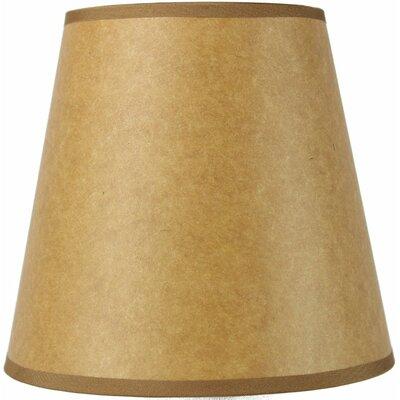 Classics Brass 6 Shantung Bell Lamp Shade