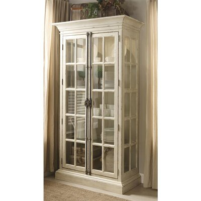 Tala Lighted Curio Cabinet