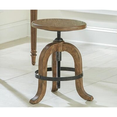La Conception Adjustable Height Bar Stool