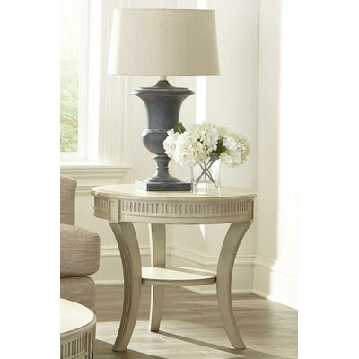 Hilliard Round End Table