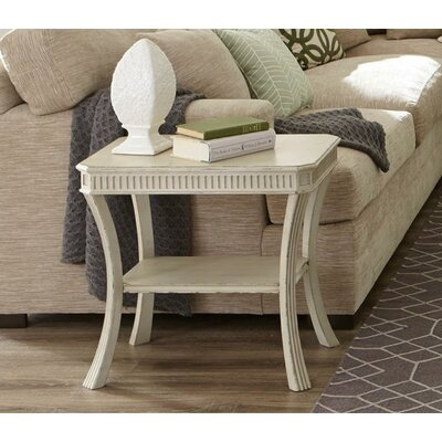 Hilliard Rectangular End Table