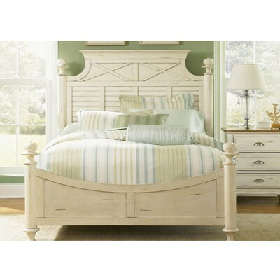 Duval Panel Bed Size: King