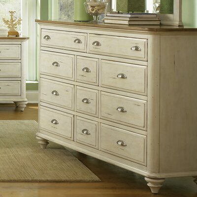 Bridgeview 11 Drawer Dresser
