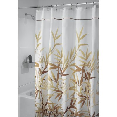 Mulloy Shower Curtain Color: Brown