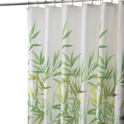 Mulloy Shower Curtain Color: Mint